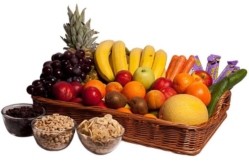 Frugt er fit ikke fedt